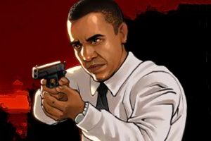 Obama tue les Zombies