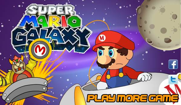 Jeu - Super Mario Galaxy