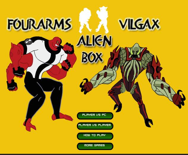 Alien boxing